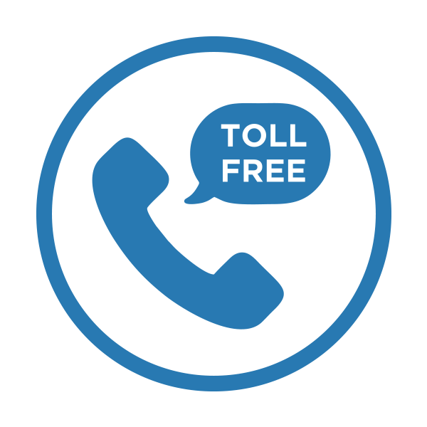 icon toll free services